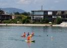 Surfbrett-Regatta